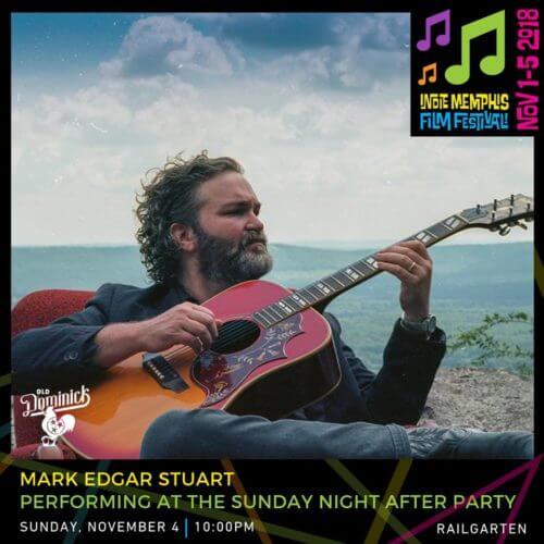 Musician Mark Edgar Stuart