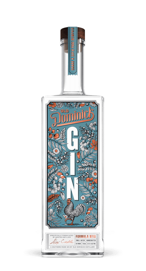 Old Dominick No 10 Gin