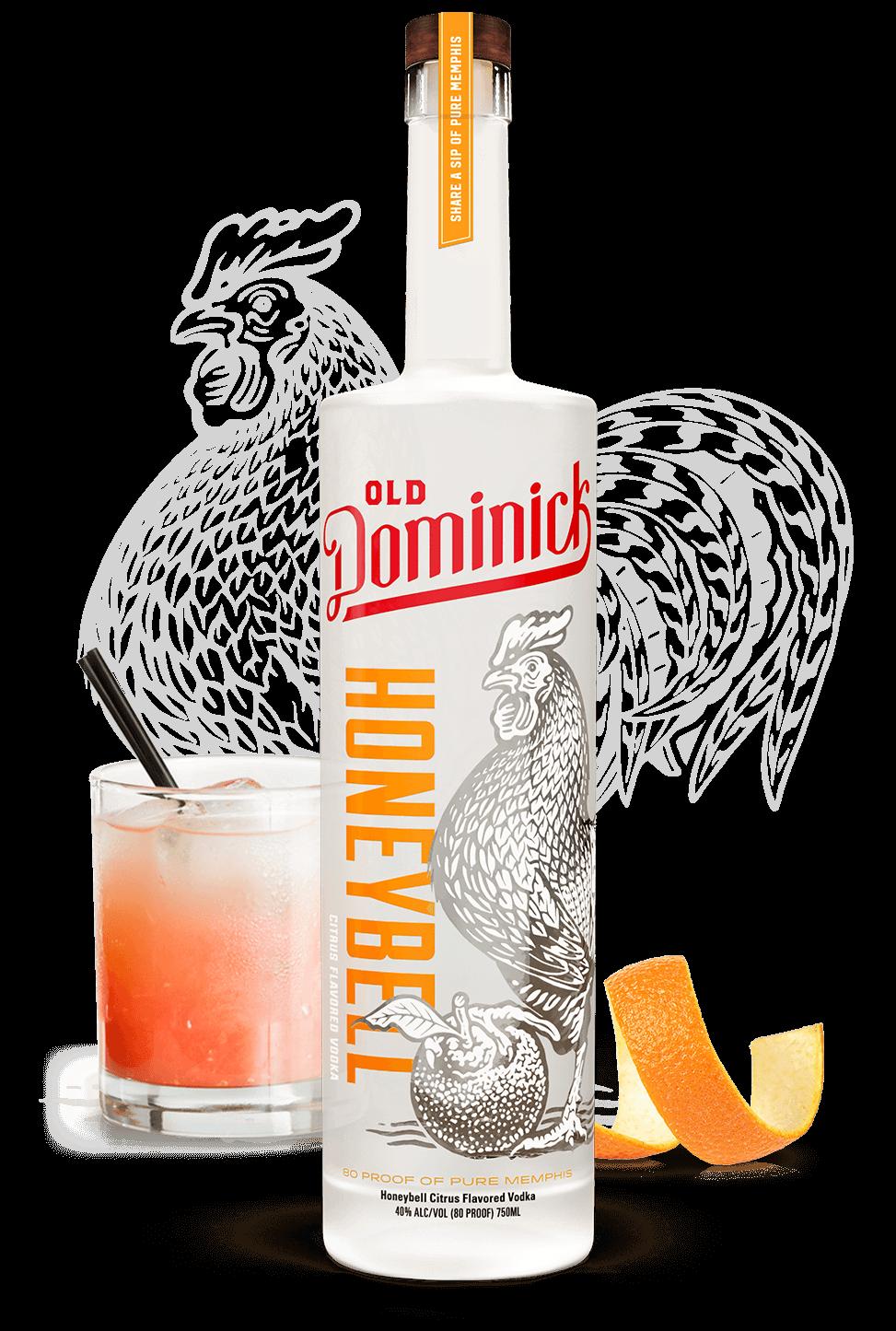 Honeybell Citrus Vodka