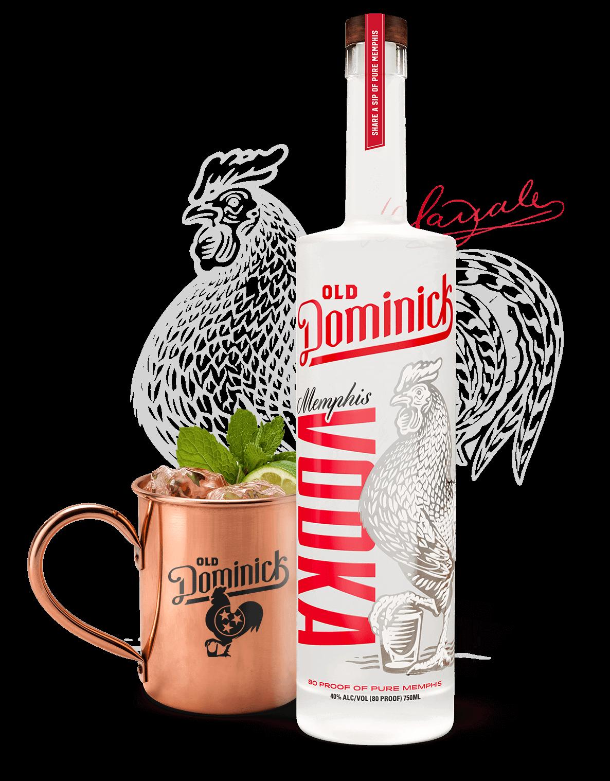 Memphis Vodka
