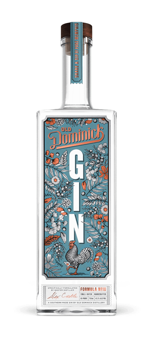 Old Dominick No.10 Gin