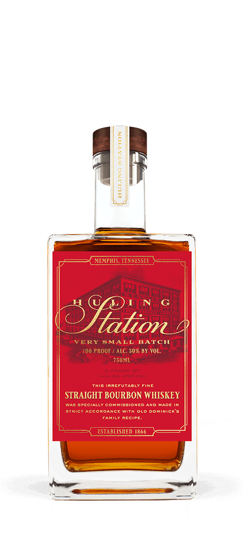 Huling Station Whiskey